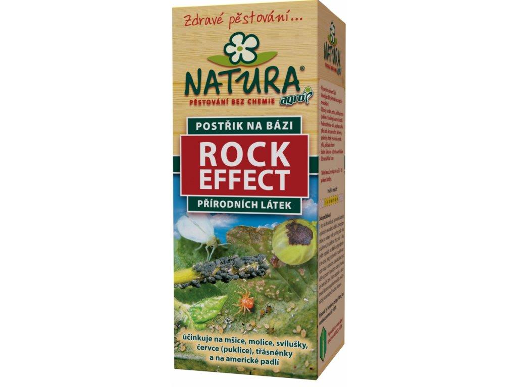 Přírodní postřik na americké padlí Natura Rock Effect