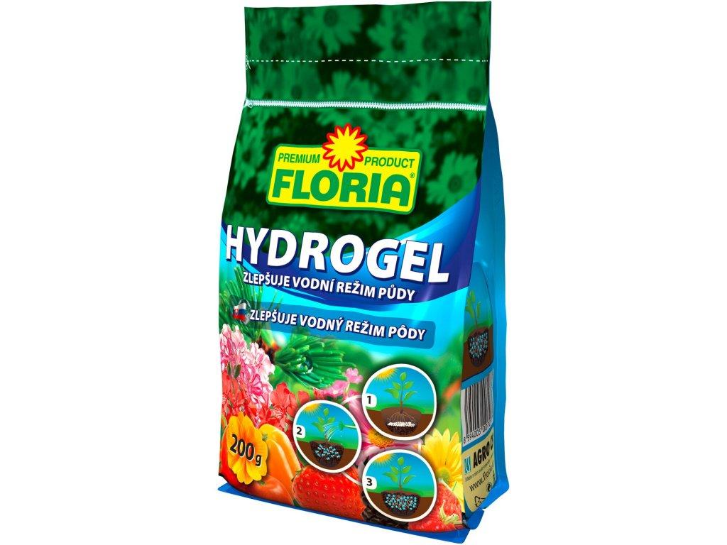 hydrogel granulat proti suchu