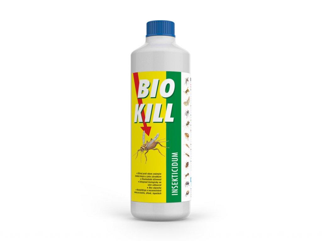 BioKill proti blechám, proti štěnicím a hmyzu
