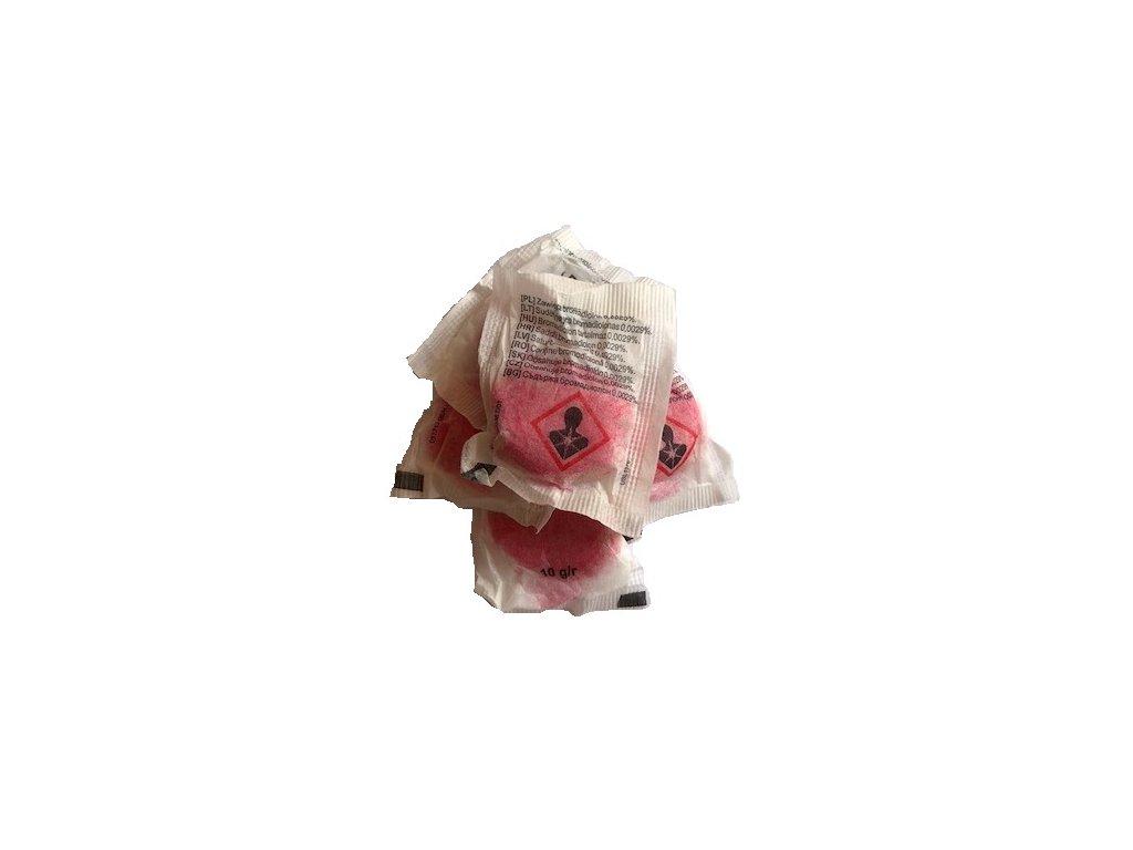 Bros červené sáčky 150g