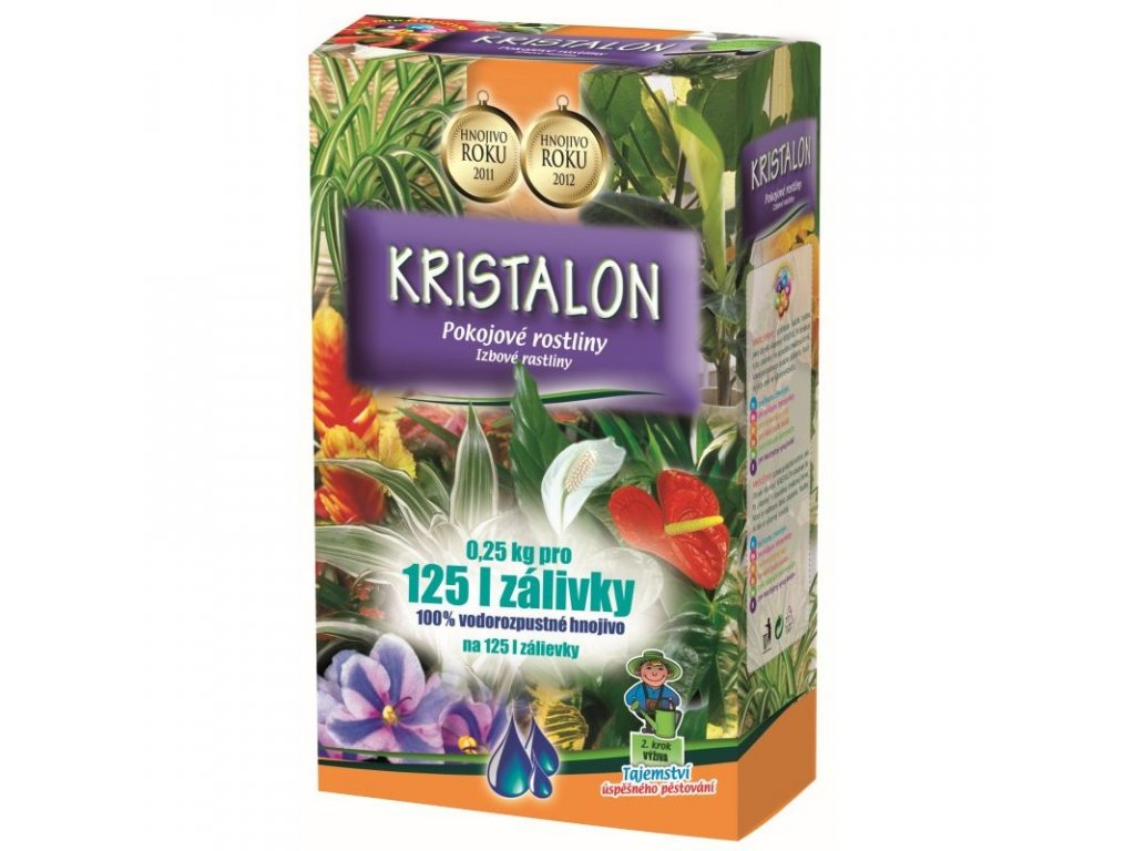 Kristalon Pokojové rostliny 0,25kg