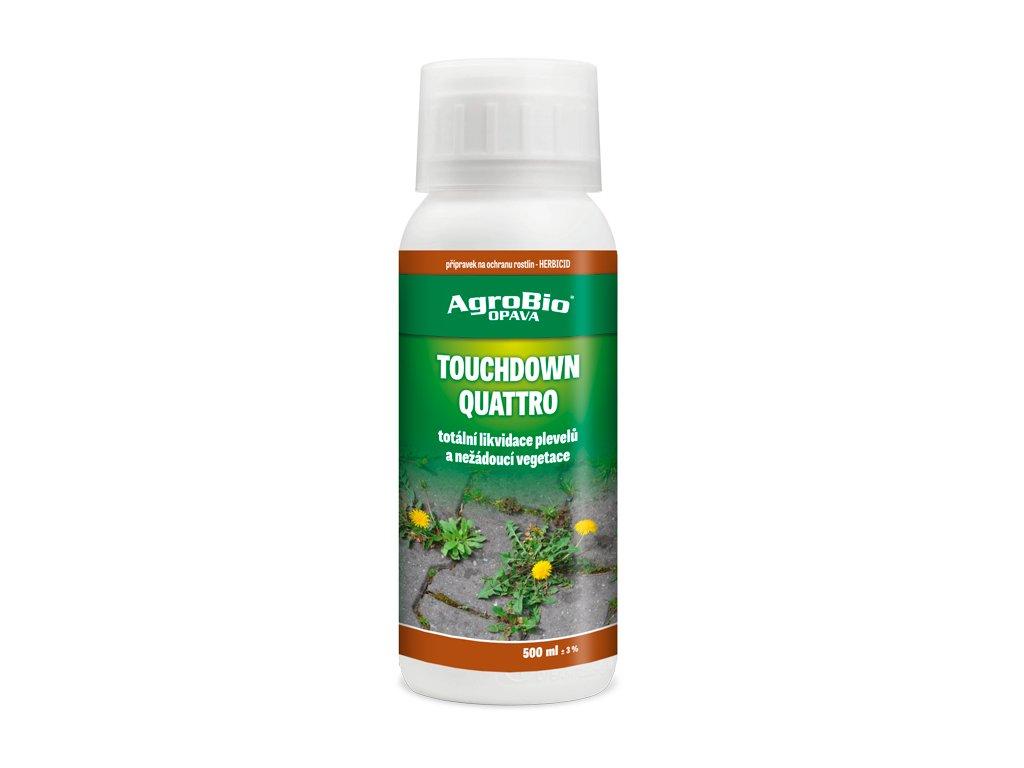 Touchdown Quattro 500ml totální herbicid