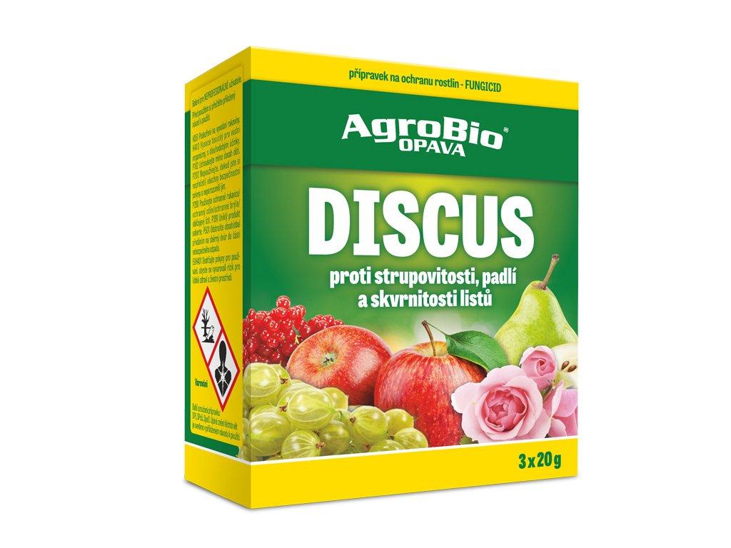 Agrobio Discus proti padlí a americkému padlí