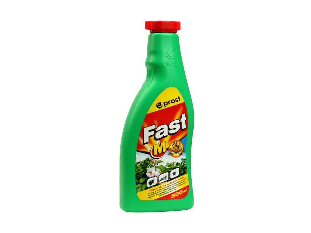 Fast M 500ml náhradní náplň