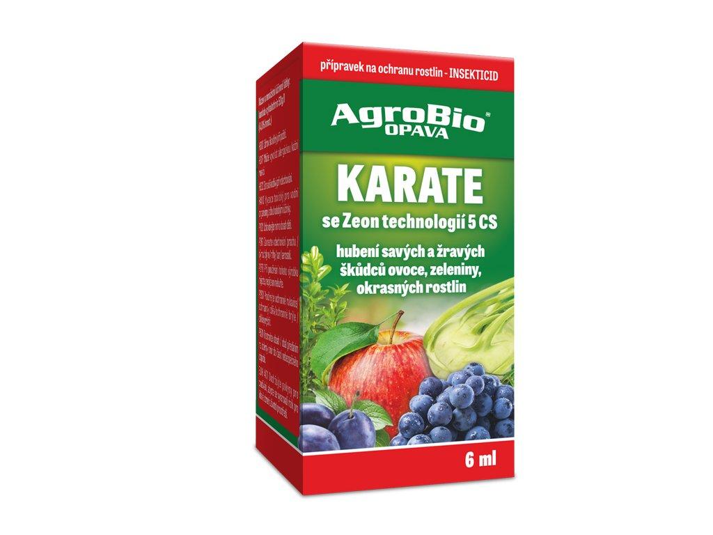 Pesticid proti sviluškám, mšicím, obalečům či molicím a třásněnkám