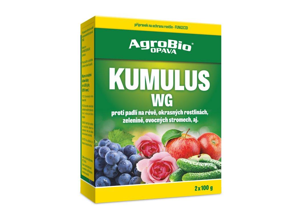 Přípravek proti padlí Kumulus WG