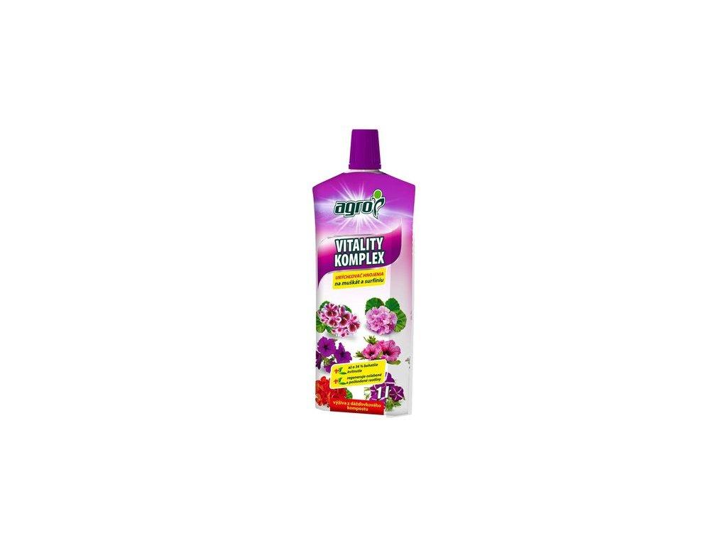 Vitality Komplex muškát a surfinie 1 litr