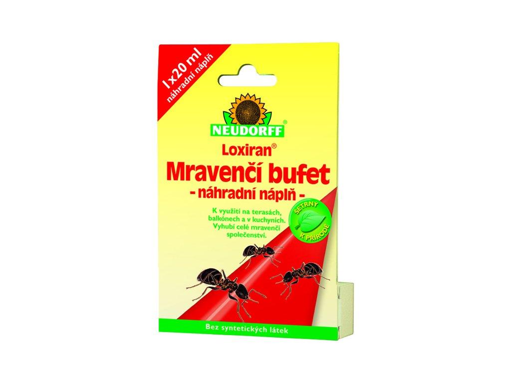 Loxiran Mravenčí bufet - náhradní náplň 20ml