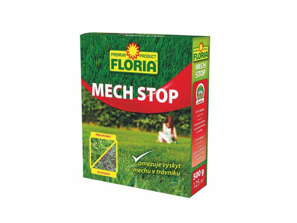 FLORIA mech stop - proti mechu v trávníku 500g