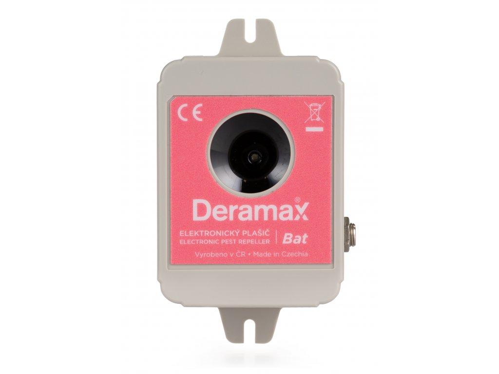 Deramax Bat - ultrazvukový plašič netopýrů na 500m²