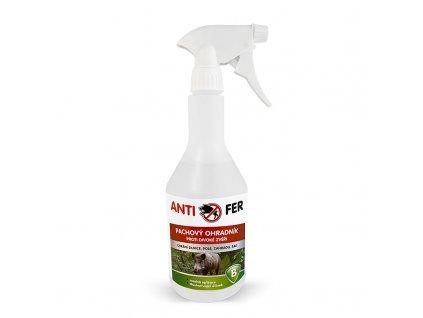 Pachový ohradník Antifer B zelený 1000 ml