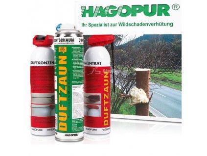 Set Vario - sada pachových ohradnků k silnici HAGOPUR