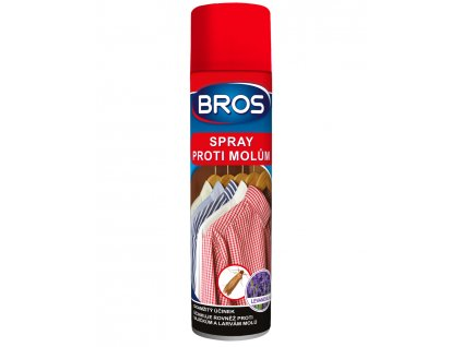 Bros  spray proti molům 150 ml