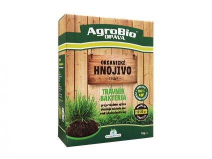 Přírodní hnojivo pro trávník Bakteria