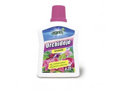 AGRO Kapalné hnojivo pro orchideje 0,25l