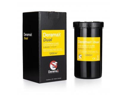Plašič krtků Deramax Dual 02