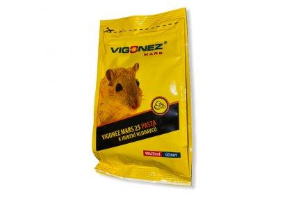 Vigonez Mars - pasta na hubení hlodavců