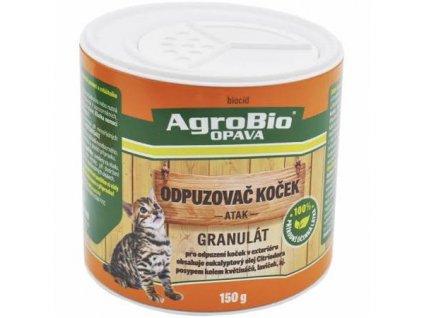 odpuzovac kocek granulat
