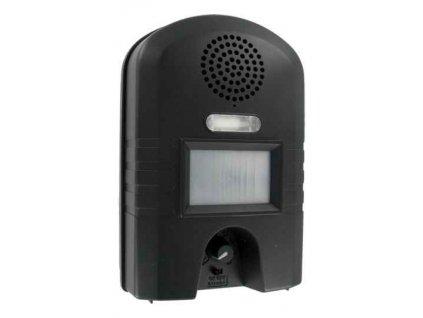 Plašič toulavých zvířat Weitech WK 0052 s LED bleskem