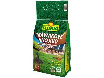 Trávníkové hnojivo proti krtkům