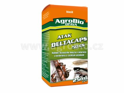 ATAK - DeltaCaps - 25 ml
