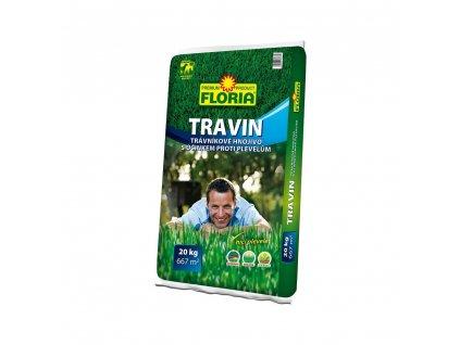 Hnojivo na trávník Travin 20kg