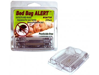 Bed Bug ALERT - monitorovací past na štěnice 2ks