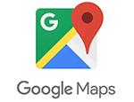 Logo navigace Google Mapy