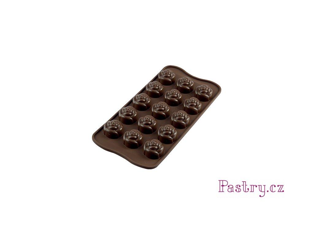 ruze cokolada