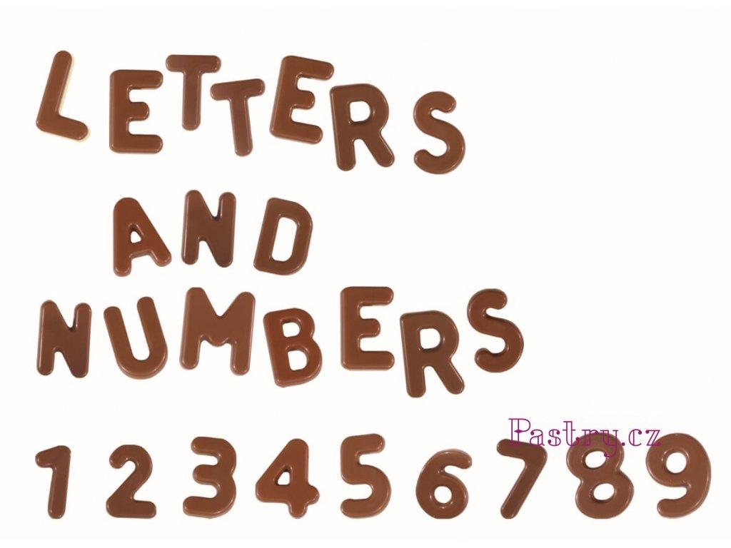 MA3005 lettere e numeri