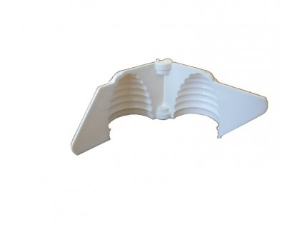 FORMIČKA VOSÍ HNÍZDO (zavírací bílá) pr. 32mm  1ks