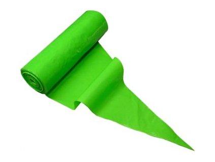 0 443a704e 350 Sacchetto monouso antiscivolo verde cm. 46