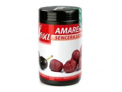 lyofilizované višně a