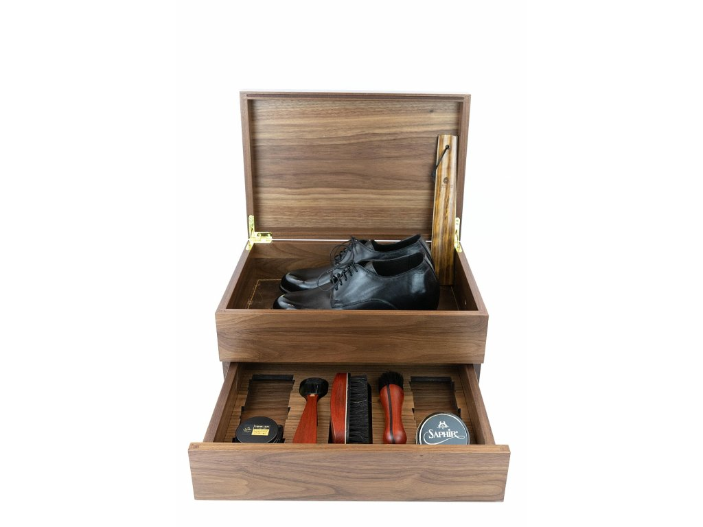 Box s péčí o obuv