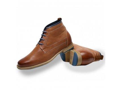 Pat Shoes turner tan brown 2