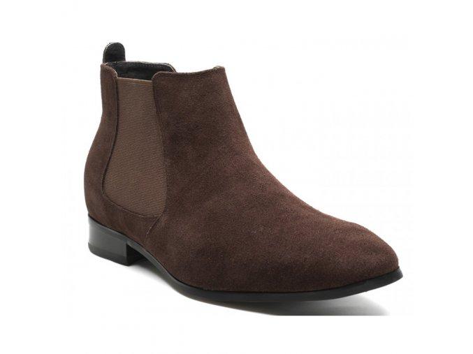 Pat Shoes Kingsley Suede 1