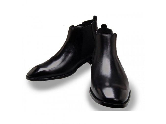 Pat Shoes Kingsley Black 2