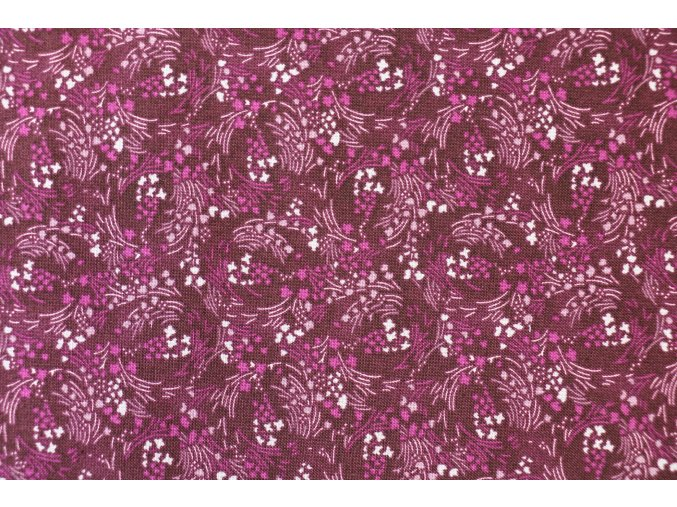 Látka Filippa´s line fialová