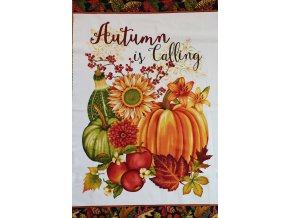 Autumn is calling PANEL