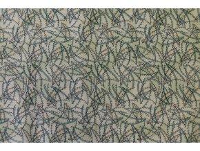 Látka Filippa´s line čáry zelená