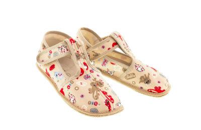 Jak vybírat barefooty pro děti