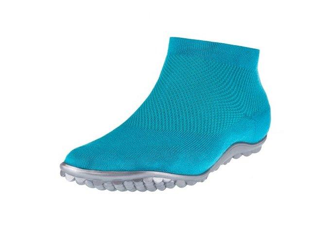 Leguano Sneaker tyrkysové