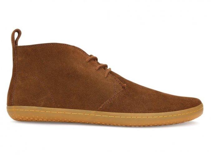 Vivobarefoot GOBI II M Leather Chestnut Suede