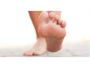Výuka bosé chůze pro jednoho (30 min)