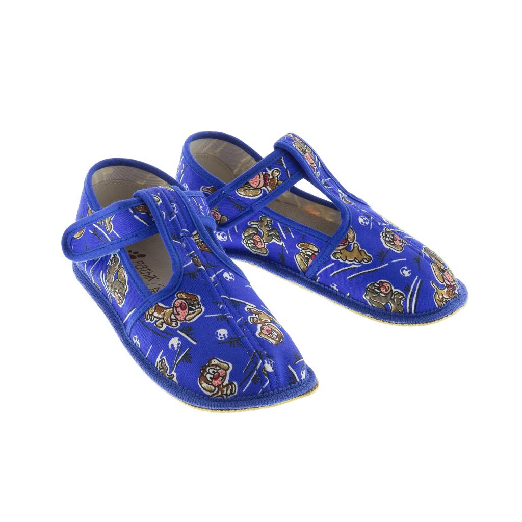 Papučky pro kluky tmavě modré Velikost: 26