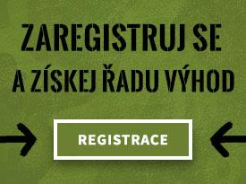 Registrace výhody