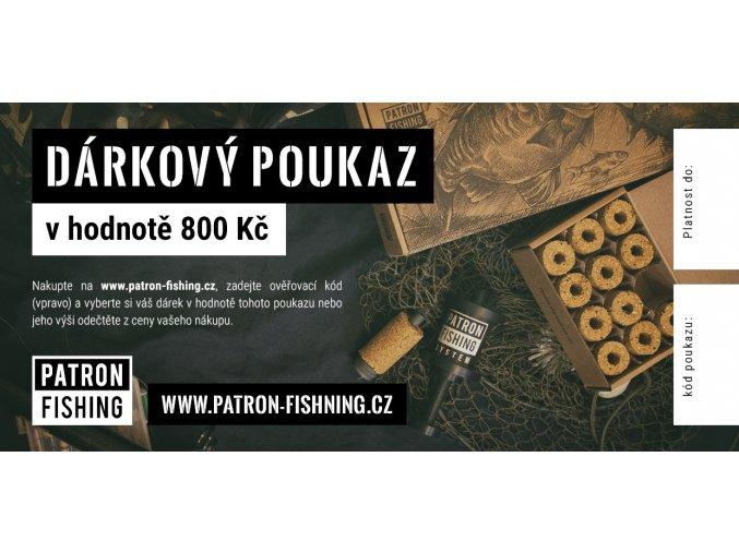 PATRON FISHING 800Kc