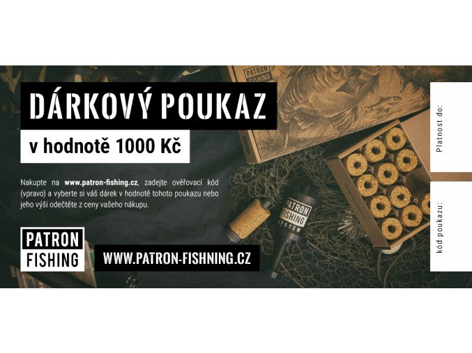 PATRON FISHING 1000Kc