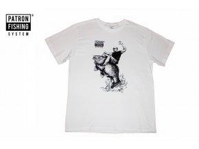 Rybářské triko Jezdec