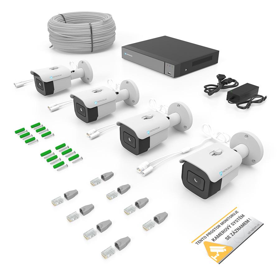 Výběr kamerového systému